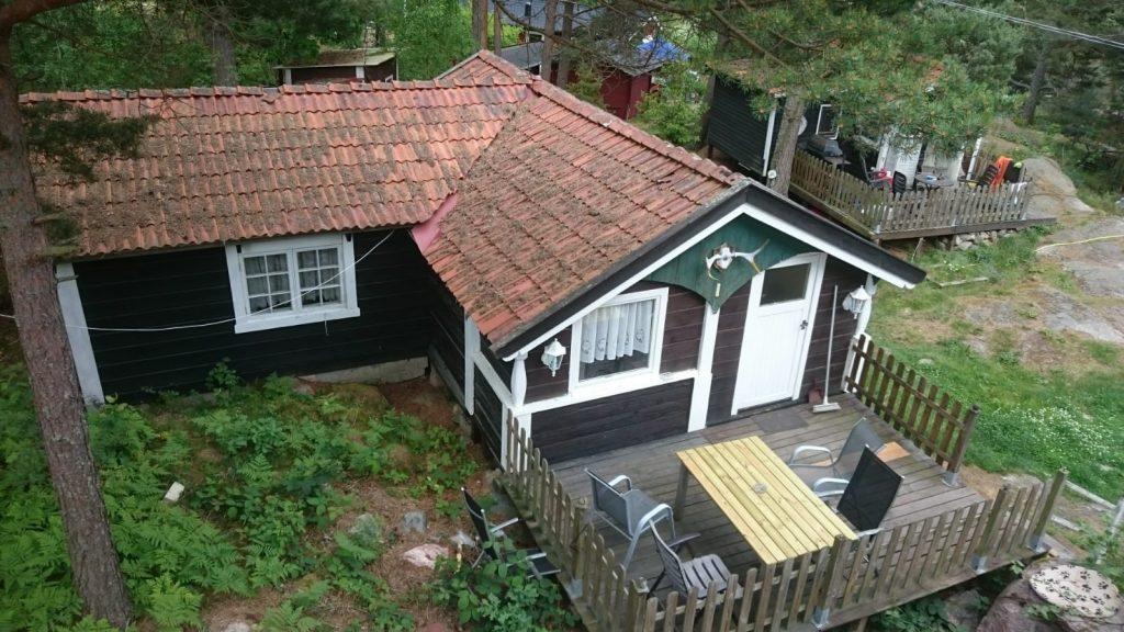 Ferienhaus Stora Askö in Loftahammar