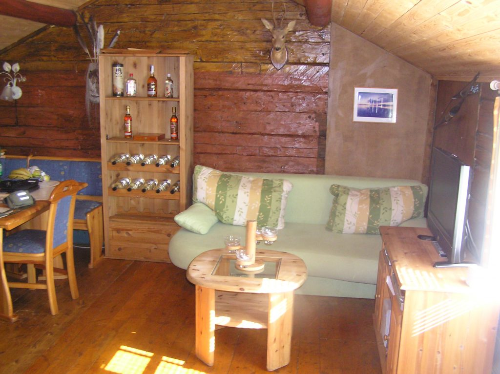 Ferienhaus in Schweden - Wohnzimmer